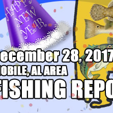 Fishing Report December 28th 2017
