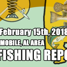 Fishing Report February 15th 2018