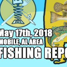 Fishing Report May 17th 2018