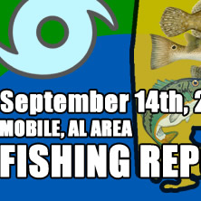 Fishing Report September 14th 2018